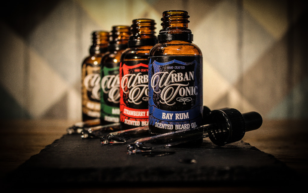 Urban Tonic Beard Oils