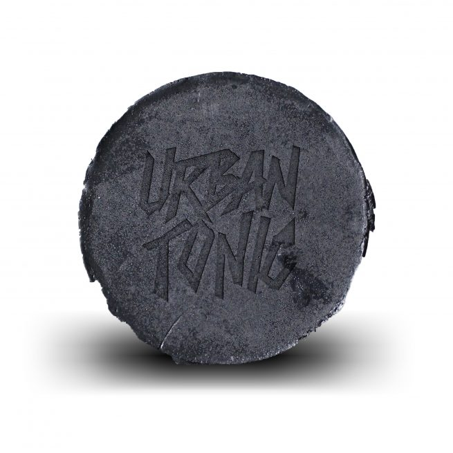 beard soap black charcoal urban tonic